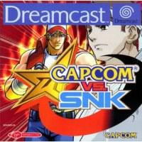 Capcom  vs SNK Dreamcast