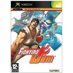 Capcom Fighting Jam Xbox Original
