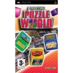 Capcom Puzzle World PSP