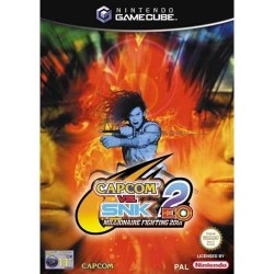 Capcom vs SNK 2: EO