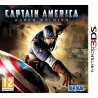 Captain America: Super Soldier 3DS