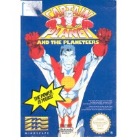 Captain Planet NES