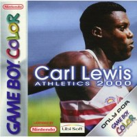 Carl Lewis Athletics 2000 Gameboy