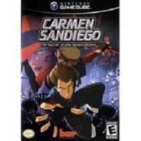 Carmen San Diego: Secret of the Stolen Drums Gamecube