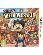 Carnival Games Wild West 3D 3DS