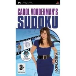Carol Vordermans Sudoku PSP