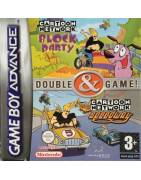 Cartoon Network Block Party and Speedway Double Pack Gameboy Advance