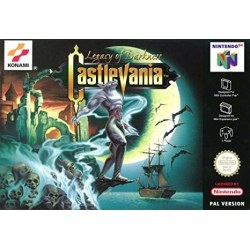 Castlevania Legacy of Darkness N64