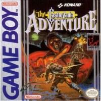 Castlevania Adventure Gameboy
