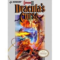 Castlevania III: Draculas Curse NES