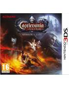 Castlevania Lords of Shadow: Mirror of Fate 3DS