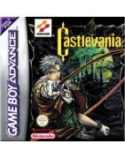 Castlevania Circle of the Moon Gameboy Advance
