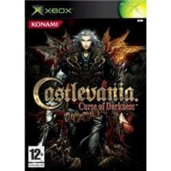 Castlevania Curse of Darkness Xbox Original
