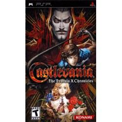 Castlevania: Dracula X Chronicles PSP