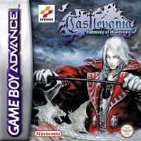 Castlevania Harmony of Dissonance Gameboy Advance