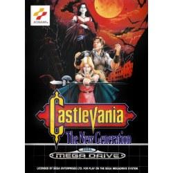 Castlevania The New Generation Megadrive