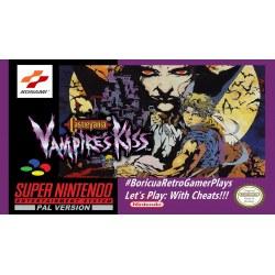 CastlevaniaVampires Kiss SNES