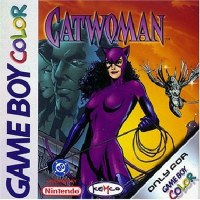 Catwoman Gameboy