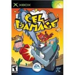 Cel Damage Xbox Original