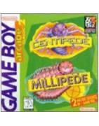 Centipede/Millipede Gameboy