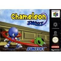 Chameleon Twist N64