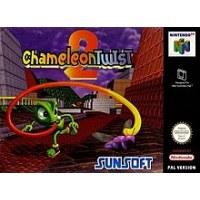 Chameleon Twist 2 N64