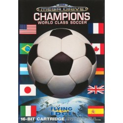 Champions World Class Soccer Megadrive