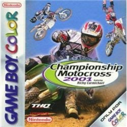 Championship Motocross 2001 Gameboy