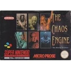 Chaos Engine SNES