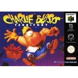 Charlie Blasts Territory