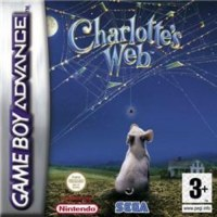 Charlottes Web Gameboy Advance