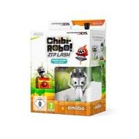Chibi Robo Zip Lash with amiibo 3DS