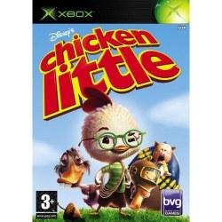 Chicken Little Xbox Original