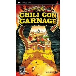 Chili Con Carnage PSP