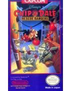 Chip'n Dale: Rescue Rangers NES