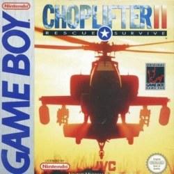 Choplifter II Gameboy