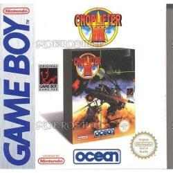 Choplifter III Gameboy