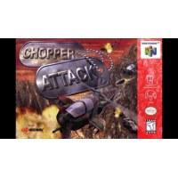 Chopper Attack N64