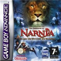 Chronicles of Narnia Lion Witch & the Wardrobe Gameboy Advance
