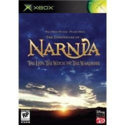 Chronicles of Narnia Lion Witch & the Wardrobe Xbox Original