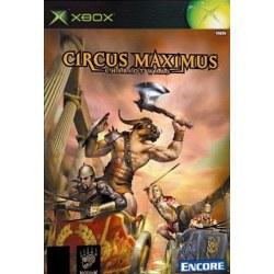 Circus Maximus Chariot Wars Xbox Original