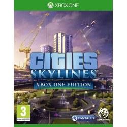 Cities Skylines Xbox One...