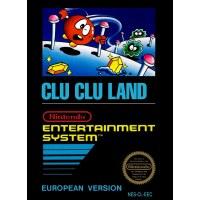 Clu Clu Land NES