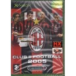 Club Football 2005 AC Milan Xbox Original