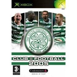 Club Football 2005 Celtic Xbox Original