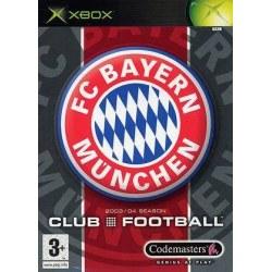 Club Football 2005 FC Bayern Munchen Xbox Original