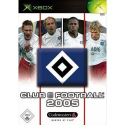 Club Football 2005 Hamburger SV Xbox Original