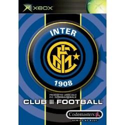 Club Football 2005 Inter Milan Internazionale Xbox Original