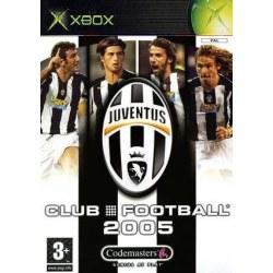 Club Football 2005 Juventus Xbox Original
