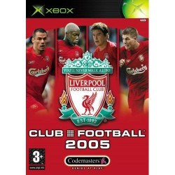 Club Football 2005: Liverpool
